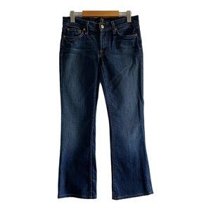 7 For All Mankind Bootcut Medium Wash Jeans US 27